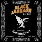 BLACK SABBATH - End  / cd+dvd / CD