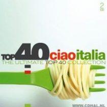 VÁLOGATÁS - Top 40 Ciao Italia / 2cd / CD