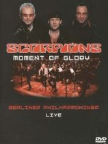 SCORPIONS - Moment Of Glory DVD