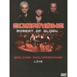 SCORPIONS - Moment Of Glory DVD