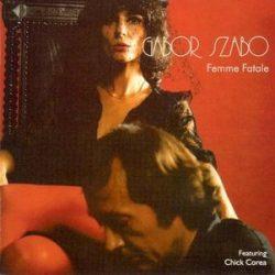 SZABÓ GÁBOR - Femme Fatale CD
