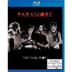 PARAMORE - Final Riot / blu-ray / BRD