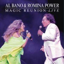 AL BANO & ROMINA POWER - Magic Reunion Live  CD