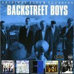 BACKSTREET BOYS - Original Albums / 5cd / CD