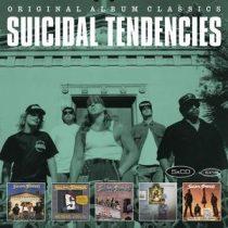 SUICIDAL TENDENCIES - Original Album Classics / 5cd / CD