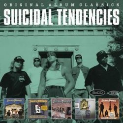 SUICIDAL TENDENCIES - Original Album Classics / 5cd / CD