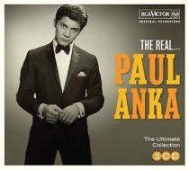 PAUL ANKA - Real...Paul Anka / 3cd / CD