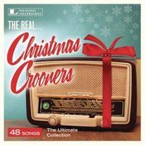 VÁLOGATÁS - Real...Christmas Crooners / 3cd / CD