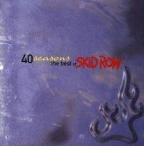 SKID ROW - 40 Seasons Best Of CD