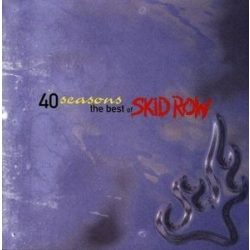 SKID ROW - 40 Seasons Best Of CD