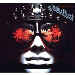 JUDAS PRIEST - Killing Machine / vinyl bakelit sony / LP