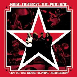 RAGE AGAINST THE MACHINE - Live At The Grand Olyimpic Auditorium CD