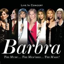 BARBRA STREISAND - Music ...The Memories...The Magic CD