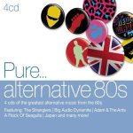 VÁLOGATÁS - Pure…Alternative 80s / 4cd / CD