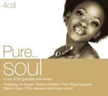 VÁLOGATÁS - Pure…Soul / 4cd / CD