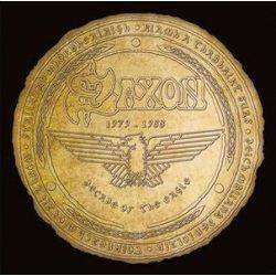 SAXON - Decade Of The Eagle / vinyl bakelit / 4xLP