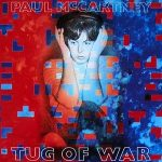 PAUL MCCARTNEY - Tug Of War / vinyl bakelit / LP