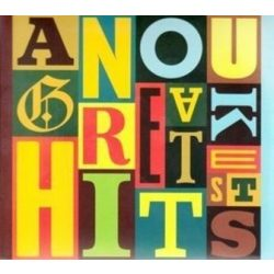 ANOUK - Greatest Hits 1997-2015 / 2cd / CD