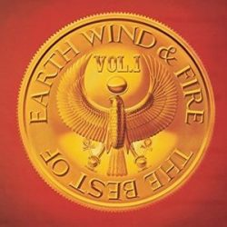 EARTH WIND & FIRE - Best Of vol.1 / vinyl bakelit / LP