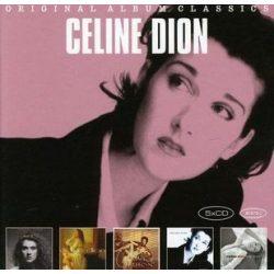 CELINE DION - Original Album Classics / 5cd / CD
