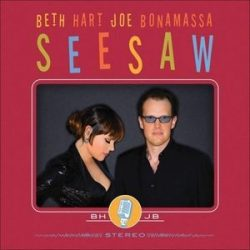 BETH HART & JOE BONAMASSA - Seesaw / cd+dvd / CD