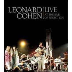 LEONARD COHEN - Live At The Isle Of Wight / cd+dvd / CD