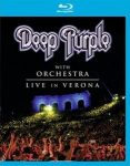 DEEP PURPLE - Live In Verona /blu-ray/ BRD
