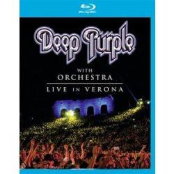 DEEP PURPLE - Live In Verona /blu-ray/ BRD