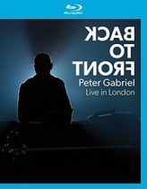 PETER GABRIEL - Back To Front Live In London / blu-ray / BRD