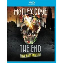 MOTLEY CRUE - The End Live In Los Angeles / blu-ray / BRD