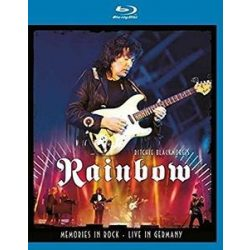RAINBOW - Memories In Rock Live In Germany / blu-ray / BRD
