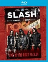 SLASH - Live At The Roxy 25.9.14 / blu-ray / BRD