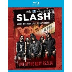 SLASH - Live At The Roxy 25.9.14 / blu-ray / BRD