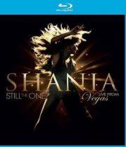 SHANIA TWAIN - Still The One Live From Vegas / blu-ray / BRD