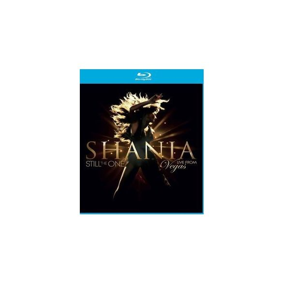 SHANIA TWAIN - Still The One Live From Vegas / blu-ray / BRD