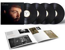 PAUL MCCARTNEY - Pure / vinyl bakelit box / 4xLP