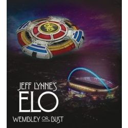 ELECTRIC LIGHT ORCHESTRA - Jeff Lynne's ELO Wembley Or Bust / 2cd+brd / CD