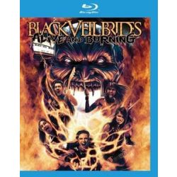 BLACK VEIL BRIDES - Alive & Burning / blu-ray / BRD