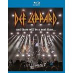 DEF LEPPARD - And There Will Be A  Next Time Live From Detroit / blu-ray / BRD