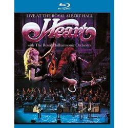 HEART - Live At The Royal Albert Hall / blu-ray / BRD