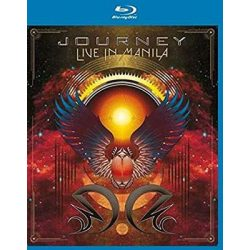 JOURNEY - Live In Manila / blu-ray / BRD