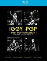 IGGY POP - Post Pop Depression Live At The Royal Albert Hall / blu-ray / BRD