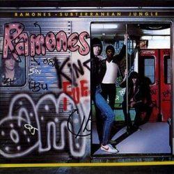 RAMONES - Subterranean Jungle / +7 bonus track / CD
