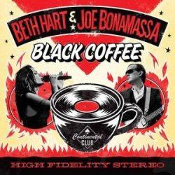 BETH HART & JOE BONAMASSA - Black Coffee / vinyl bakelit / LP