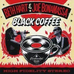 BETH HART & JOE BONAMASSA - Black Coffee CD