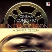 ENNIO MORRICONE - Cinema Conerto / vinyl bakelit / LP