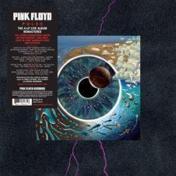 PINK FLOYD - Pulse / vinyl bakelit / 4xLP