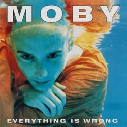 MOBY - Everything Is Wrong / vinyl bakelit / LP
