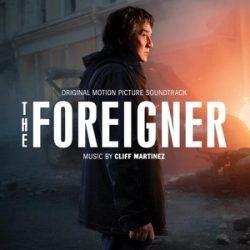 FILMZENE - Foreigner ( Cliff Martinez ) / limitált színes vinyl bakelit / LP