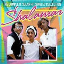 SHALAMAR - Complete Solar Hits / 2cd / CD